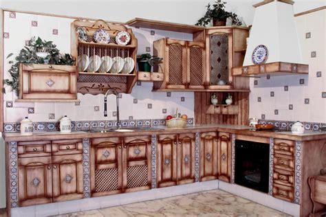 cocinas de co rusticas muebles cocinas rusticas cocina rstica with muebles