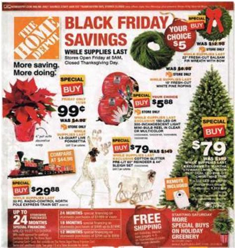 home depot paint sale black friday past news 2014
