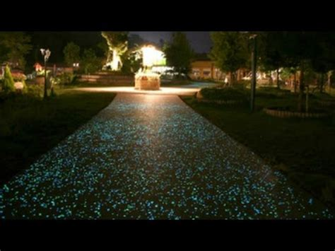 glow in the paint driveway glow in the stones for concrete melbourne sydney