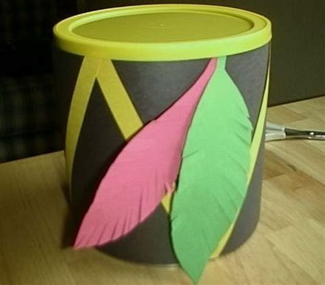 drum crafts for american crafts for