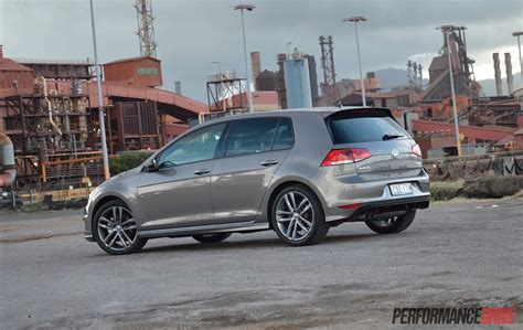 official 2015 volkswagen golf r 2015 volkswagen golf 110tdi mk7 r line review