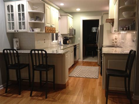 designing a galley kitchen can be 7 steps to create galley kitchen designs theydesign net