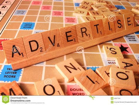 is max a scrabble word business concept advertise scrabble word stock photo