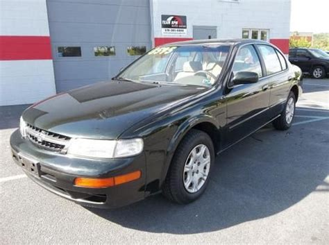 sell used 1997 nissan maxima in schuylkill haven pennsylvania united states for us 3 295 00
