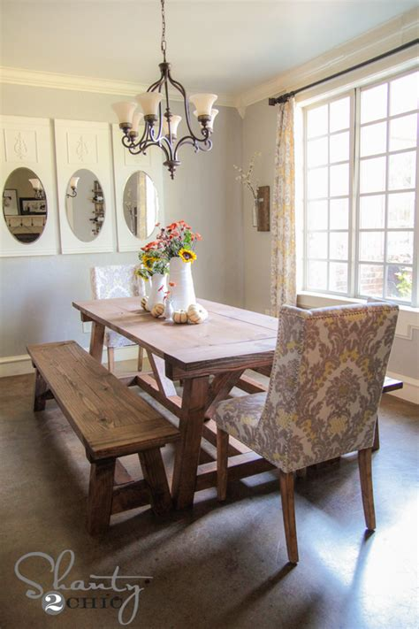 Dining Room Tables With Bench Seats Dining Bench Seat Diy Woodguides