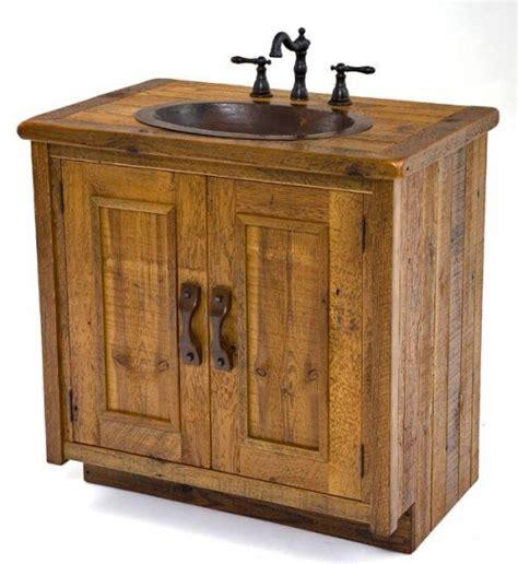 rustic vanities for bathrooms vanities rustic bathroom vanities barnwood vanities