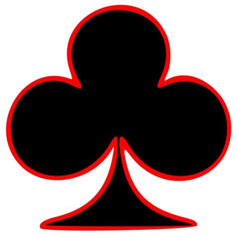card clubs clubs cliparts