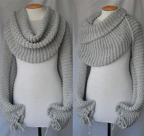 sleeve knitting pattern styles and design of knitted scarf for