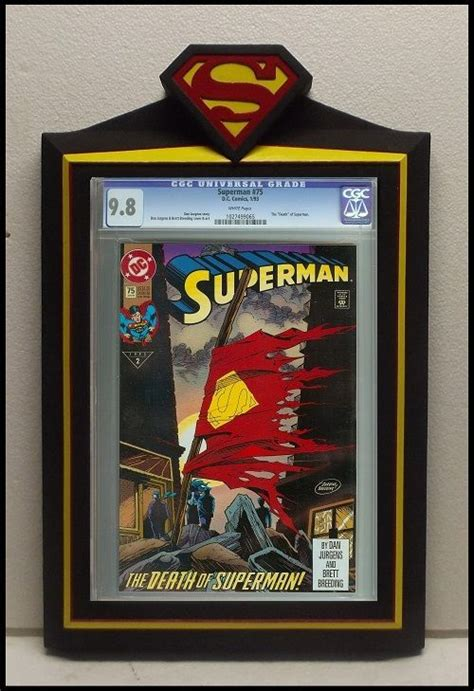 comic book picture frame 1000 images about custom cgc comic book display frames on