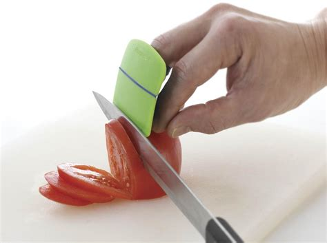 Essential Kitchen Knives 11 useful finger guards and essential hand guards