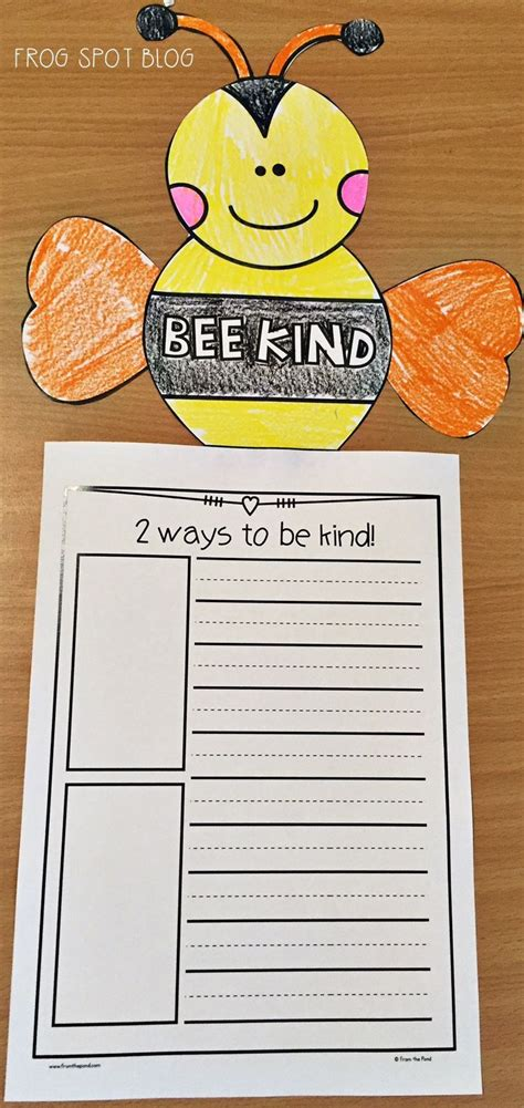 kindness crafts for best 25 bee activities ideas on