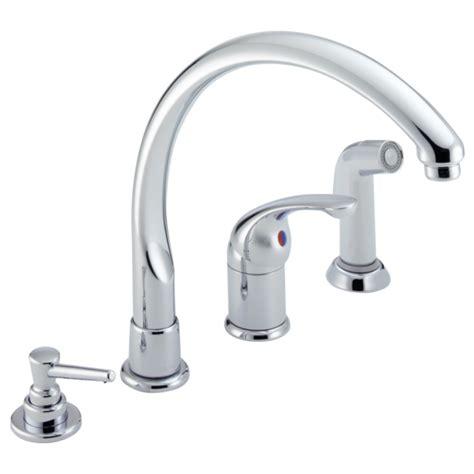 delta kitchen faucet models delta single handle kitchen faucet akomunn