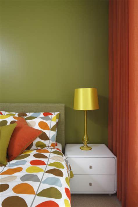green and orange bedroom retro green and orange bedroom modern bedroom