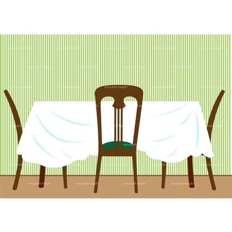 free kitchen table table and chairs clipart all nite graphics