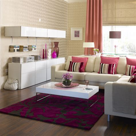 pink living room pink living room living room furniture decorating