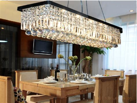 rectangular dining room lighting rectangular chandelier dining room rectangle chandelier