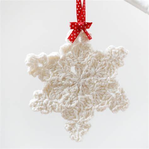 crochet decorations uk crochet snowflake patterns gorgeous tree decorations