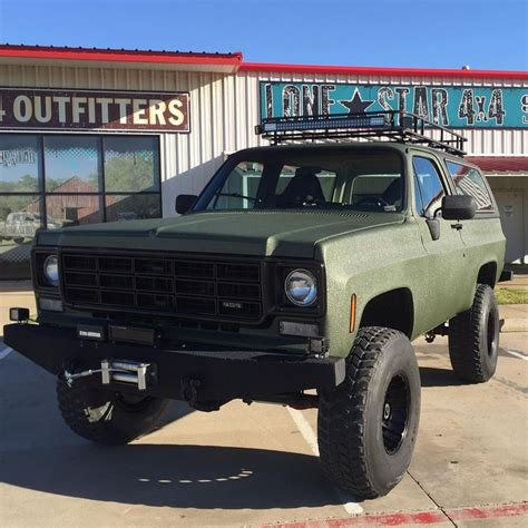 chevy k5 blazer custom bumper images