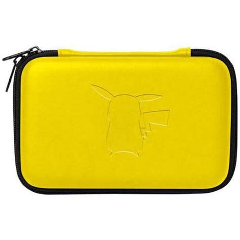 housse protection sacoche rigide pikachu 3ds xl dsi xl o