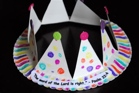 paper crown craft purim becoming a modern proverbs 31