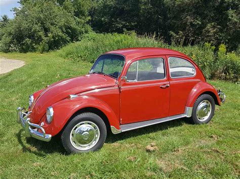 Volkswagen Classic Beetle For Sale by 1967 Volkswagen Beetle For Sale Classiccars Cc 1011950