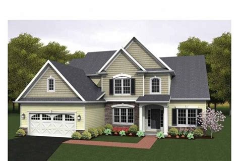 2 story colonial house plans eplans colonial house plan two story great room 2256 square and 3 bedrooms s from