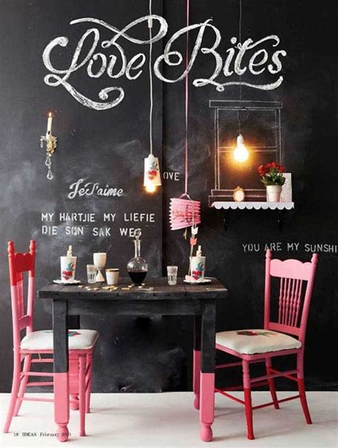 chalkboard paint ideas 22 chalkboard paint ideas allow you to personalize wall decor