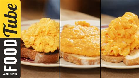 how to make scrabbled eggs how to make scrambled eggs 3 ways oliver