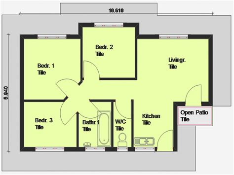 free house plan designer cheap 3 bedroom house plan 3 bedroom house plan south