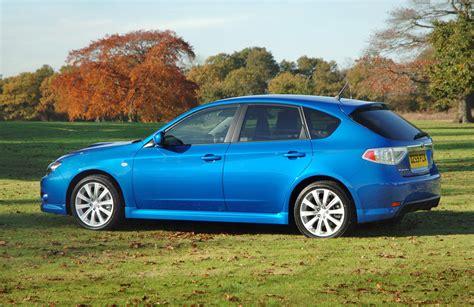 2009 Subaru Wrx Hatchback by Subaru Impreza Hatchback Review 2007 2012 Parkers