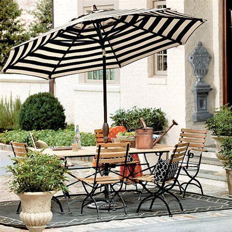 black and white striped umbrella patio best 20 patio umbrellas ideas on pool