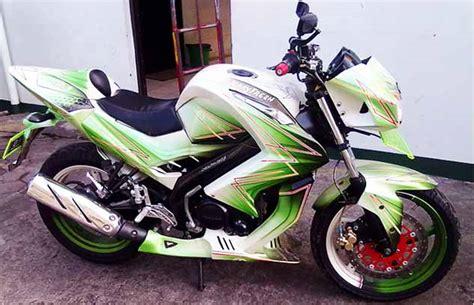 Gambar Sepeda Motor Keren by 15 Gambar Modifikasi Motor Vixion Terbaru Keren Banget