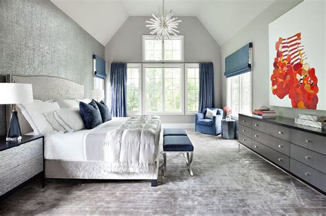 design of master bedroom master bedroom with chandelier by paquin zillow