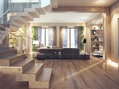 interior wood designs interior design to nature rich wood themes and