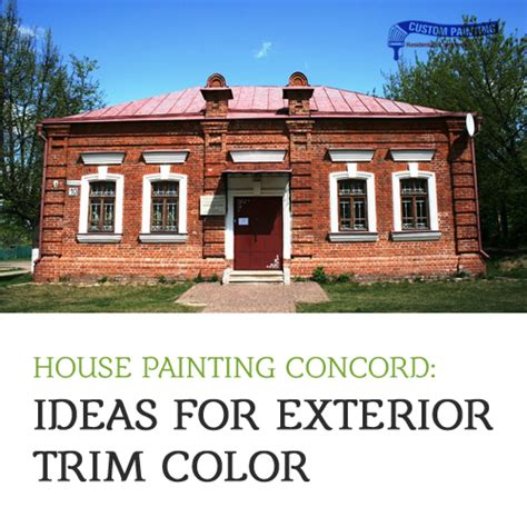 paint colors for exterior house trim house painting concord ideas for exterior trim color