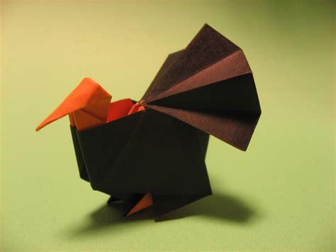 turkey origami origami turkey by h on deviantart