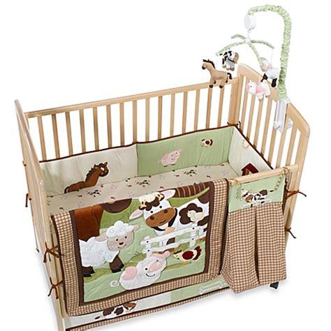 farm animal crib bedding farm babies crib bedding and accessories by nojo 174 bed