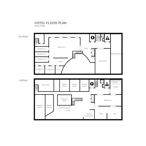 how to draw a floor plan for a house floor plan templates draw floor plans easily with templates