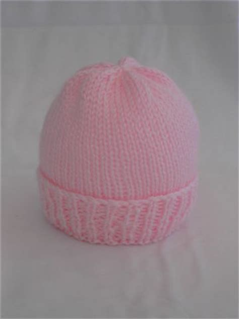 newborn knit hat pattern sea trail grandmas easy newborn hat knitting pattern