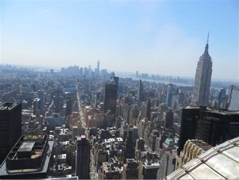 Chrysler Building Top by View From Top Of Chrysler Building
