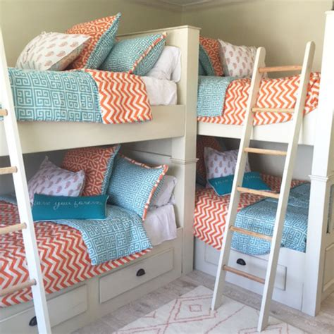 bunk bed bedding for quot mandarin blues quot bunk bed bedding collection bedding for