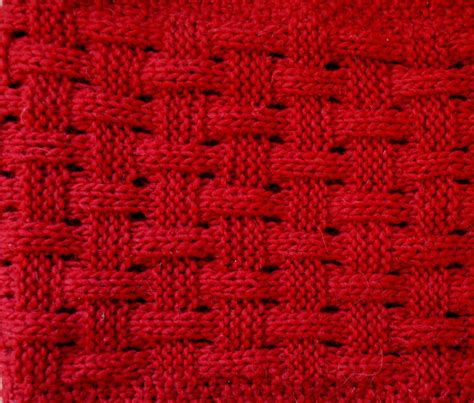 how to knit basket weave stitch basketweave knitted infinity scarf things we do