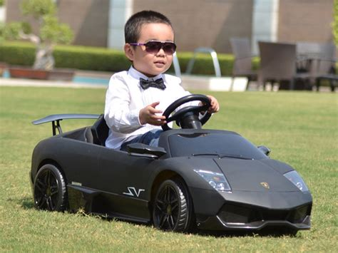 Kalee Lamborghini Murcielago LP670 12v Black