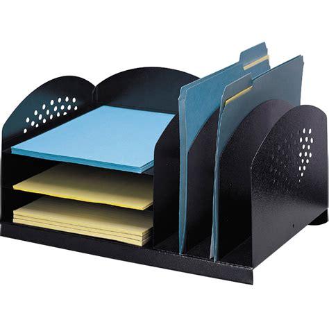 desk folder organizer file folder desk organizer in file and mail organizers
