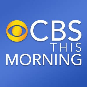 cbs morning show cbs this morning actors products and fashions