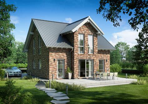 Danwood Haus Karriere by Familienhaus Esprit Klinker Kern Haus Klinkerfassade