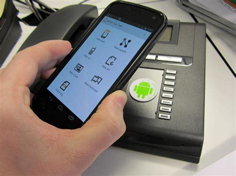 read mobile how to use nfc tags with your android mobile phone cnet
