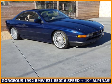 1992 bmw 8 series free air bags how to remove bmw e36 m3 air lift 3h 3 8 management performance gorgeous classic 1992 bmw e31 850i v12 rare 6 speed stick 19 quot alpinas more for sale in