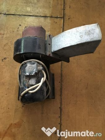 Ventilator Motor Electric by Motor Electric Cu Ventilator 650 Lajumate Ro