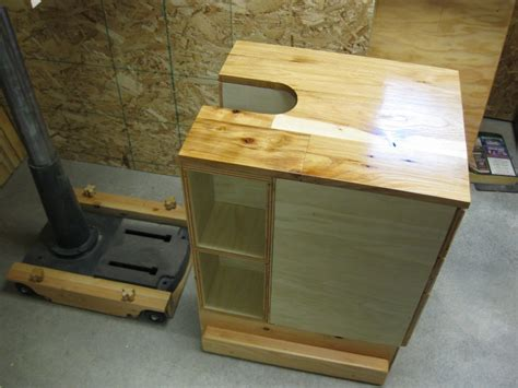 drill press storage cabinet last of my three drill press upgrades by luv2learn